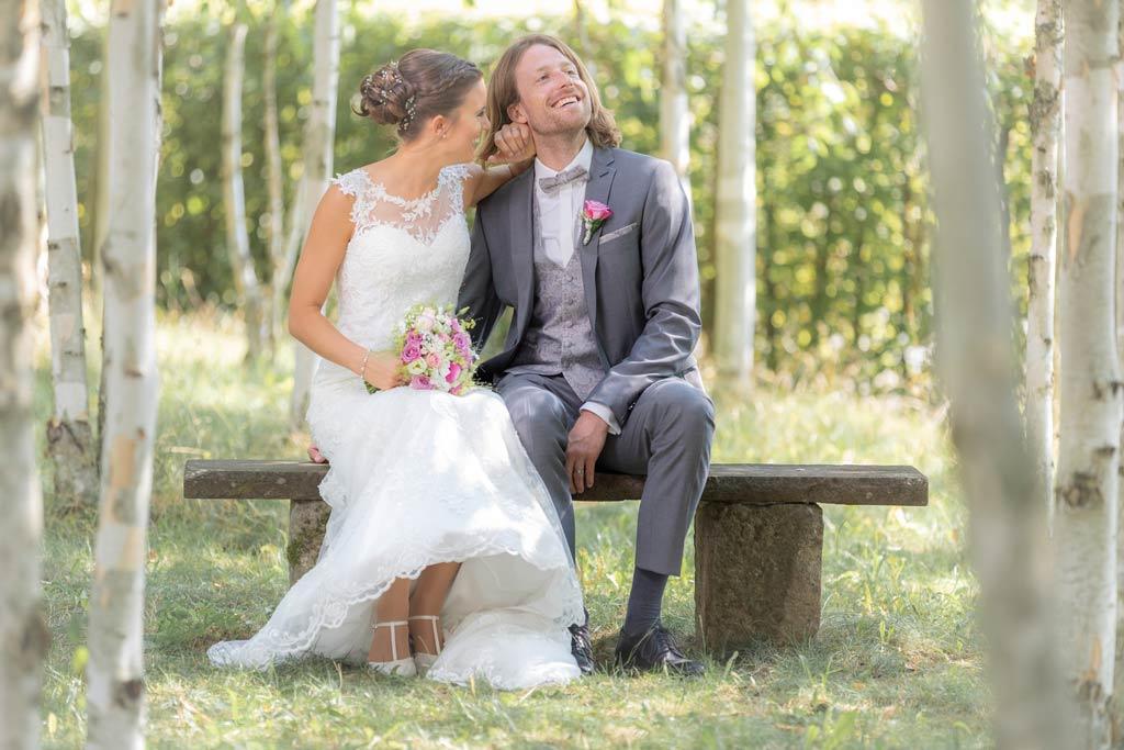 Hochzeitsfotograf aus Schwäbisch GmündBraut und Bräutigam
