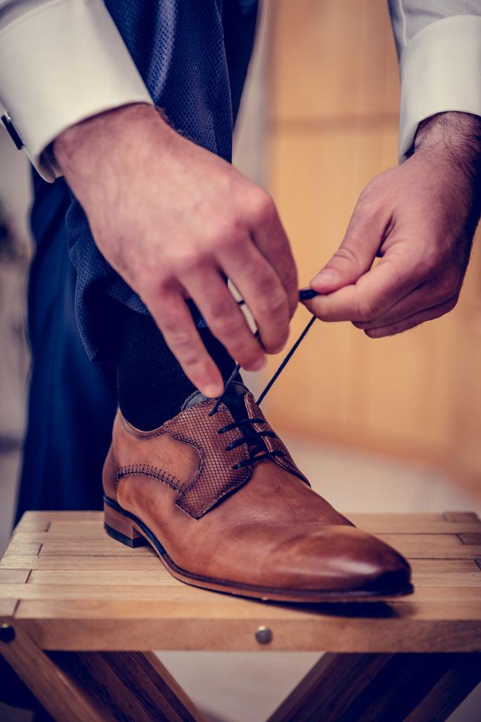 Styling und Ankleiden