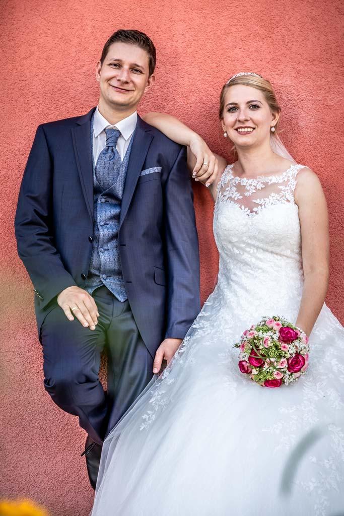Stefanie und Marcel